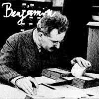 Walter Benjamin trabajo cartas